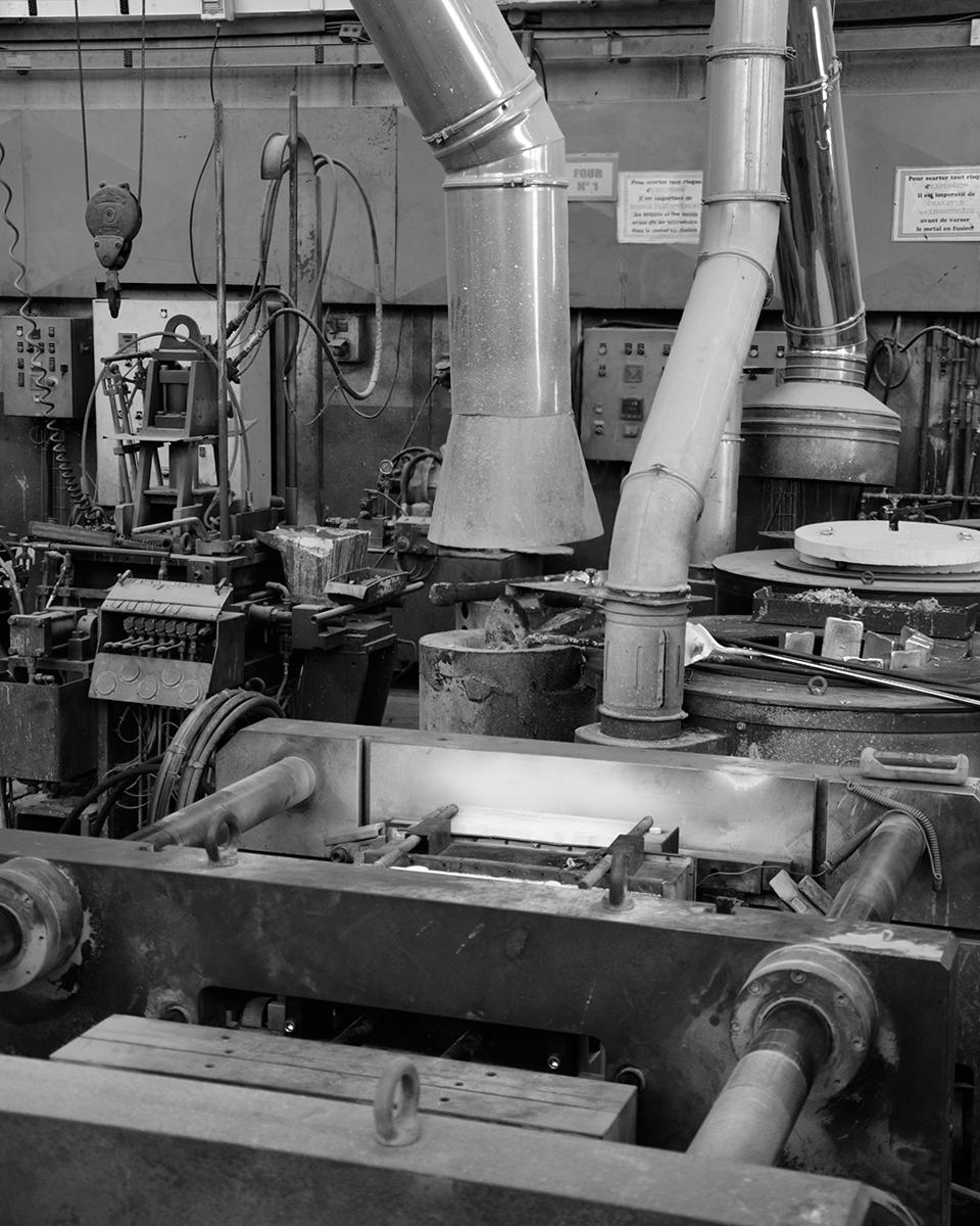 Fabrication boite aux lettres - La Boite Jaune France